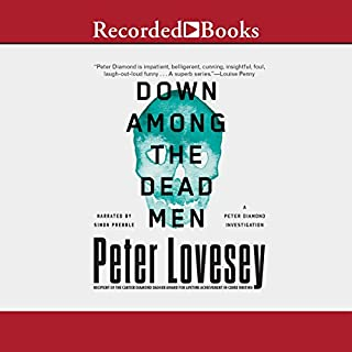 Down Among the Dead Men audiobook cover art