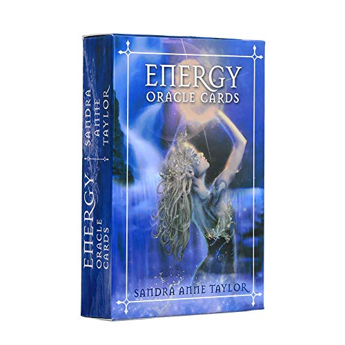 leader Tarot-Karte, Energie Oracle Karten Unterhaltung Spiel Für Party-Spielkarte Deck Brettspiele Guidance Divination Fate Oracle Cards