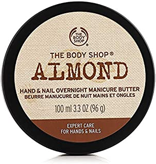 The Body Shop Hand & Nail Butter, Almond, 100 ml