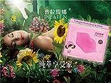 X5. 5piezas Pilaten Crystal Colágeno labios película anti arrugas...