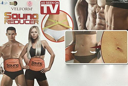 Velform Sauna Reducer Saunagürtel - aus TV
