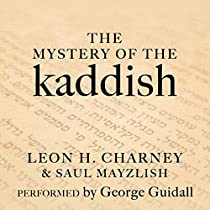 The Mystery Of The Kaddish Audiobook By Leon H Charney border=