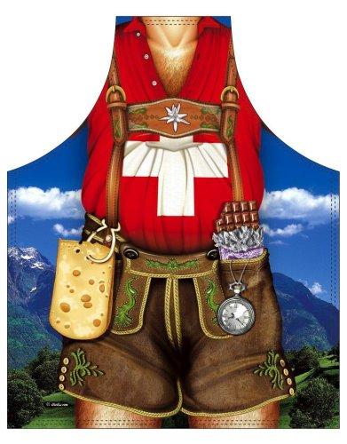 Itati Fun-Schürze Swiss Native, Male
