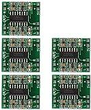 HiLetgo 10pcs PAM8403 2*3W Mini Digital Power Amplifier Board AMP Class D 2.5-5V Input