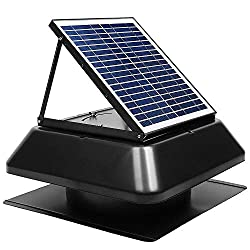 Top 5 Best Solar Attic Fans 7