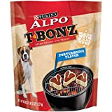 Purina ALPO Made in USA Facilities Dog Treats, TBonz Porterhouse Flavor - 45 oz. Pouch
