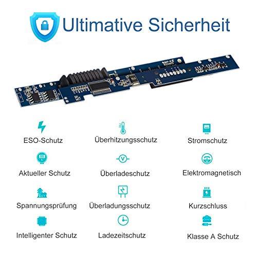 BND Neue Laptop Akku für Toshiba PA3817U-1BRS PA3819U-1BRS Toshiba Satellite C655 L600 L675 L675 L700 L745 L750 L750D L755 L755D M640 M645 P745-Serie - 12 Monate Garantie