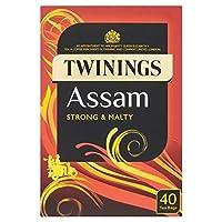 1パック40アッサムトワイニング - Twinings Assam 40 per pack [並行輸入品]