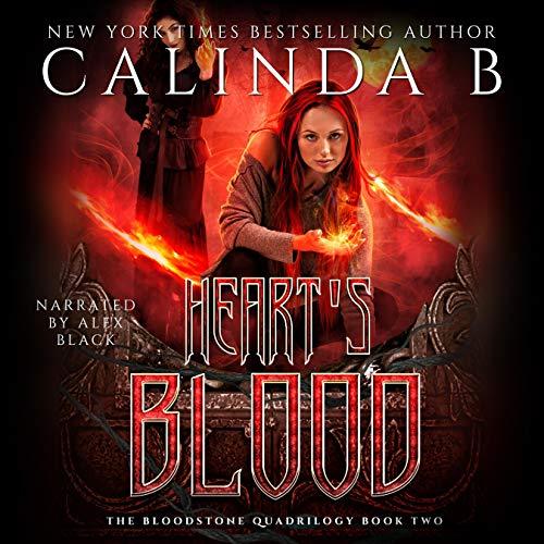 Heart's Blood cover art