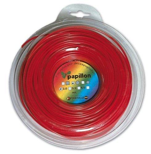 Papillon 8061615-Profes .3,5 mm fil nylon Rond 42 (m)