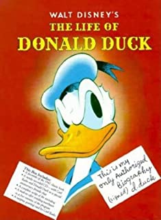 The Life of Donald Duck/Deluxe Book and Disk