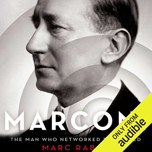 Marconi audiobook cover art