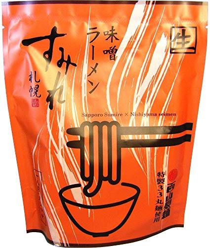 西山製麺『すみれラーメン味噌1食』