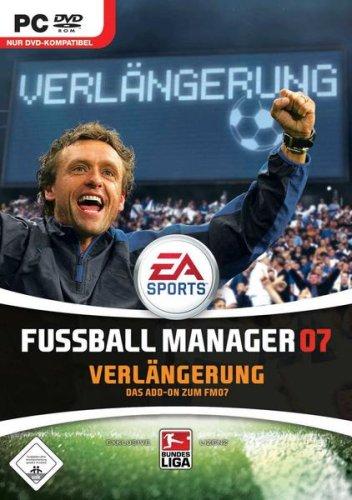 Fussball Manager 07 - Verlängerung (DVD-ROM)