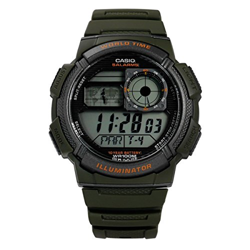 Casio Collection Herren Armbanduhr AE-1000W-3AVEF