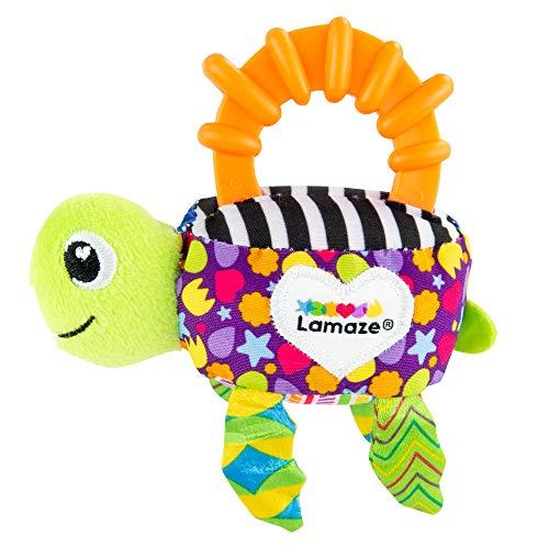Lamaze Babyspielzeug Lissy Schildkrötenrassel...