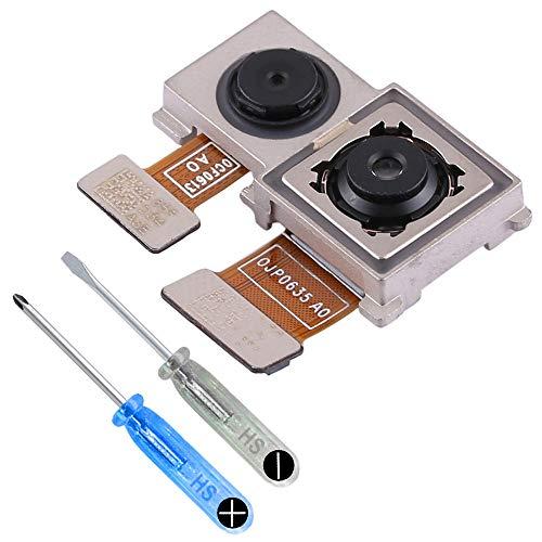 MMOBIEL Hauptkamera Kamera kompatibel mit Huawei P20 Lite Ersatz 16 MP Cam Kamera hinten inkl 2 x Schraubenzieher