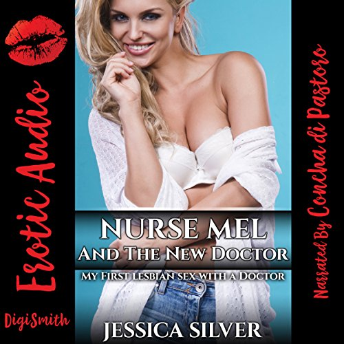 Nurse Mel and the New Doctor audiobook cover art