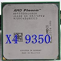 Phenom X4 9350 x4 9350 CPU Processor Quad-CORE 2.0Ghz/ 2M /65W / 2000GHz Socket am2+ 9350