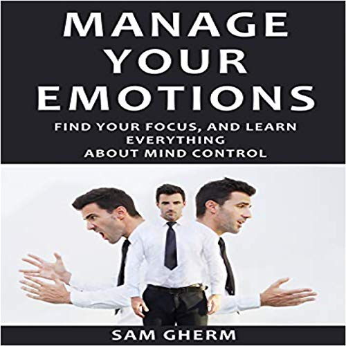 Manage Your Emotions audiobook cover art