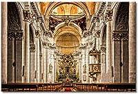 BEI YU MAN.co 大聖堂シチリアイタリア大人のためのジグソーパズル子供1000個ギフトのための木製パズルゲーム家の装飾特別な旅行のお土産