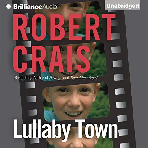 Lullaby Town audiobook cover art