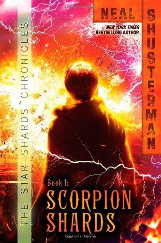 Scorpion Shards (1) (The Star Shards Chronicles)