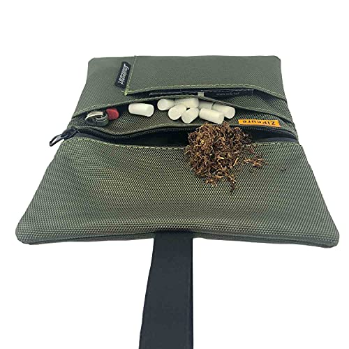ZIPcure® Blague à tabac avec fer...