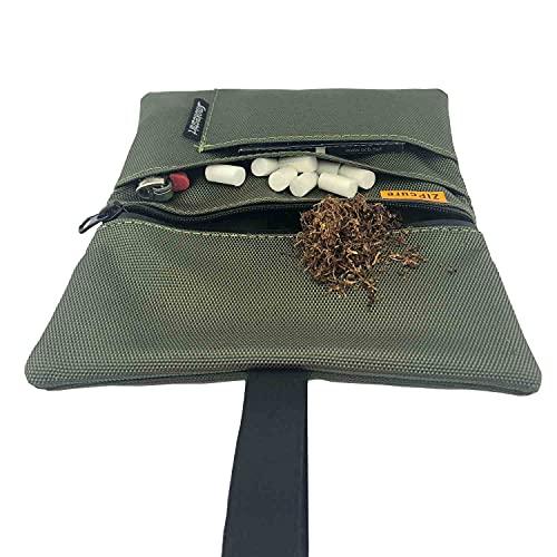 Porta-tabacco con chiusura ermetica originale 7IPcure per tabacco fresco più a lungo, per tutte le...