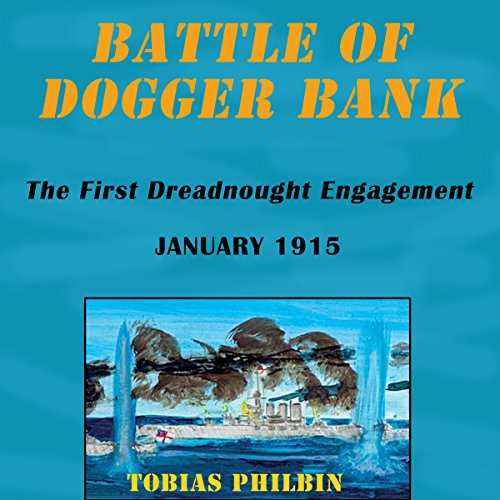 Battle of Dogger Bank cover art
