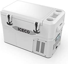 ICECO JP42 Pro, 3 in 1 Refrigerator, 12 Volt Portable Fridge Freezer Cooler, Powered by SECOP, Rotomolded Construction (Wh...