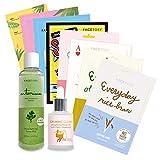 FaceTory Combination Skin Type Bundle (FaceTory Artemisia Toner, FaceTory Oats Facial Oil, 8 Sheet...