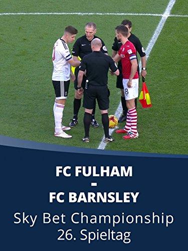 FC Fulham - FC Barnsley