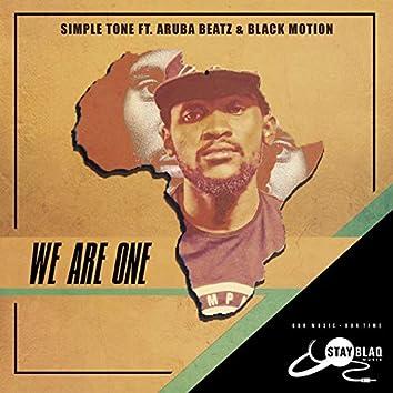 We Are One (feat. Aruba Beatz, Black Motion)