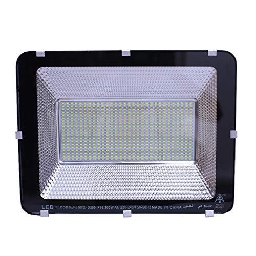 La lumière d'inondation de LED met en valeur la lumière extérieure de sécurité de projecteurs imperméable et anti-déflagrant (taille : 42 * 32cm(300w))