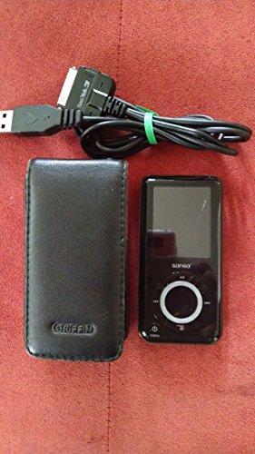 SanDisk Sansa Fuze 8 GB Video MP3 Player (Black)