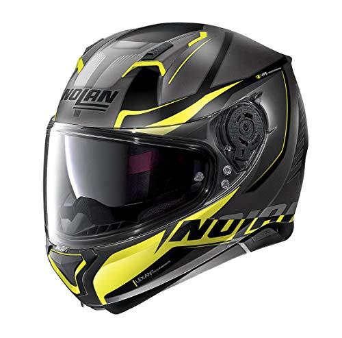Nolan Herren N87 Helmet, grau, L