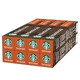STARBUCKS Breakfast Blend By Nespresso, Cápsulas de Café de Tostado Medio, 8 x Tubo de 10 Unidades, 738 g