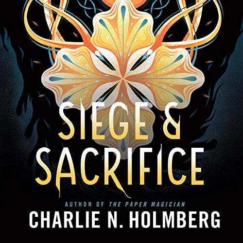 Siege and Sacrifice  By  cover art