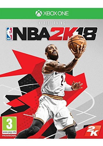 NBA 2k18 Xbox One UK Import