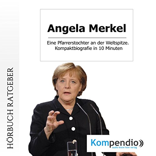 Couverture de Angela Merkel