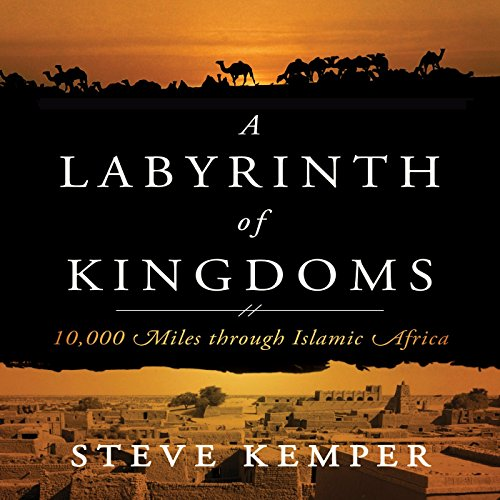 Labyrinth of Kingdoms cover art
