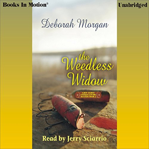 The Weedless Widow audiobook cover art