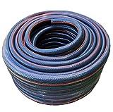 Quarzflex® Plus Wasserschlauch grau 1/2' 50 m Rolle