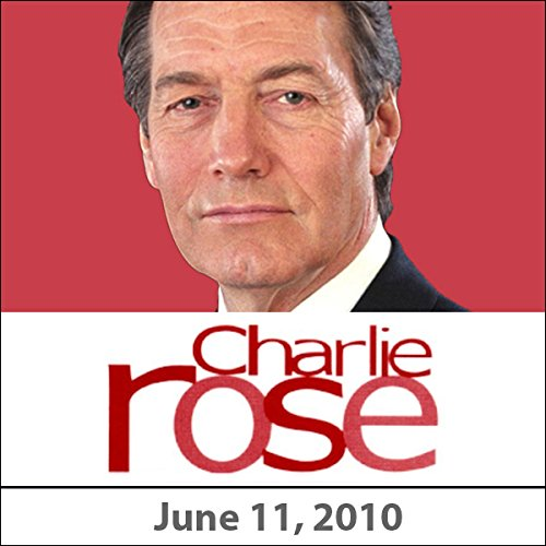 Charlie Rose: René Redzepi and an Appreciation of John Wooden, June 11, 2010 cover art