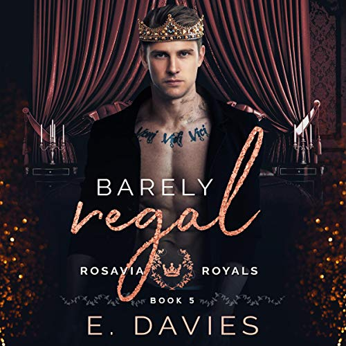 Barely Regal cover art