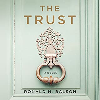 The Trust audiobook cover art