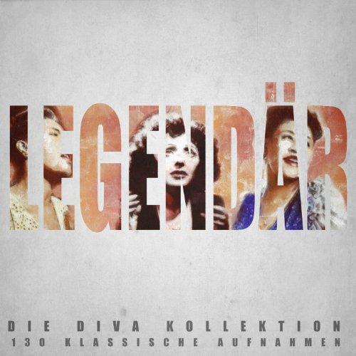 Legendär - Die Diva Kollektion - 130 Klassiche Aufnahmen