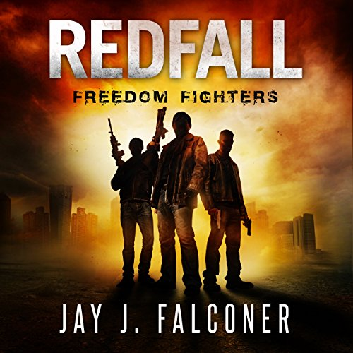 Redfall: Freedom Fighters audiobook cover art