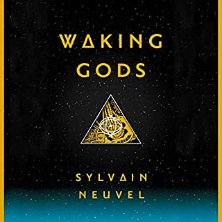 Waking Gods audiobook cover art